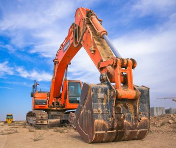Een caterpillar excavator, wat is het en wat kan je ermee?