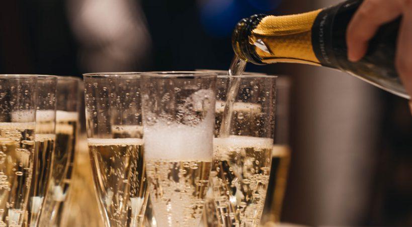 Waarom Champagne niet alleen voor speciale gelegenheden is.